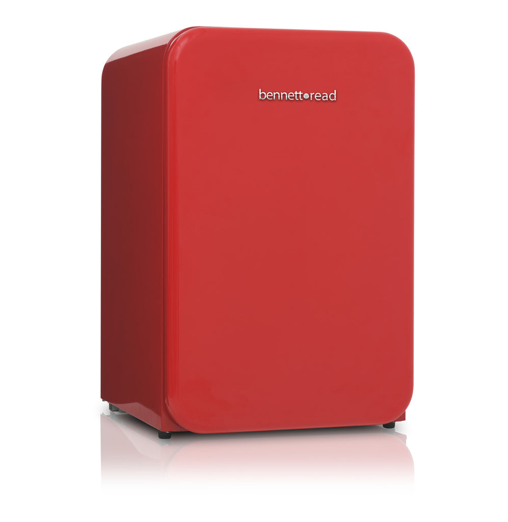 Bennett Read - 126l Retro Bar Fridge (Red) - iloveza.com