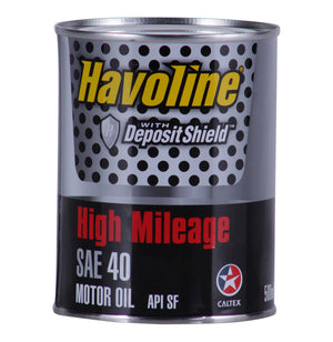 Caltex - 500ml Havoline SAE 40