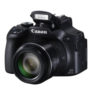 Canon - SX60 Ultra Zoom Powershot Camera - iloveza.com