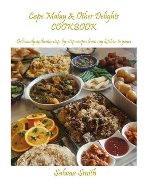 Cape Malay & Other Delights Cookbook - Salwaa Smith - iloveza.com - 1