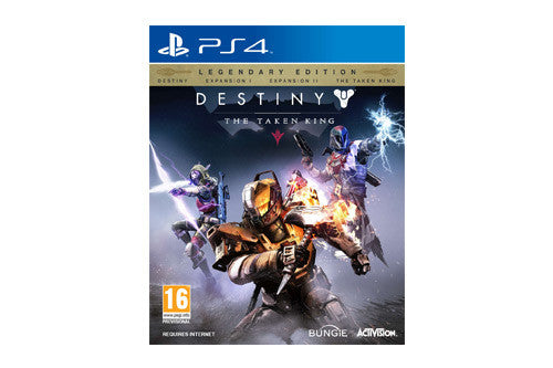 Destiny - The Taken King Battlechest (PS4) - iloveza.com