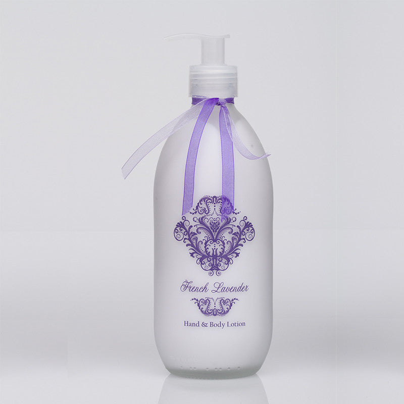 French Lavender Hand & Body Lotion - iloveza.com