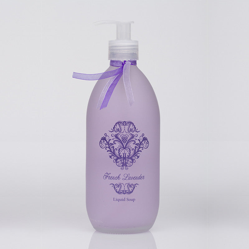 French Lavender Liquid Hand Soap - iloveza.com