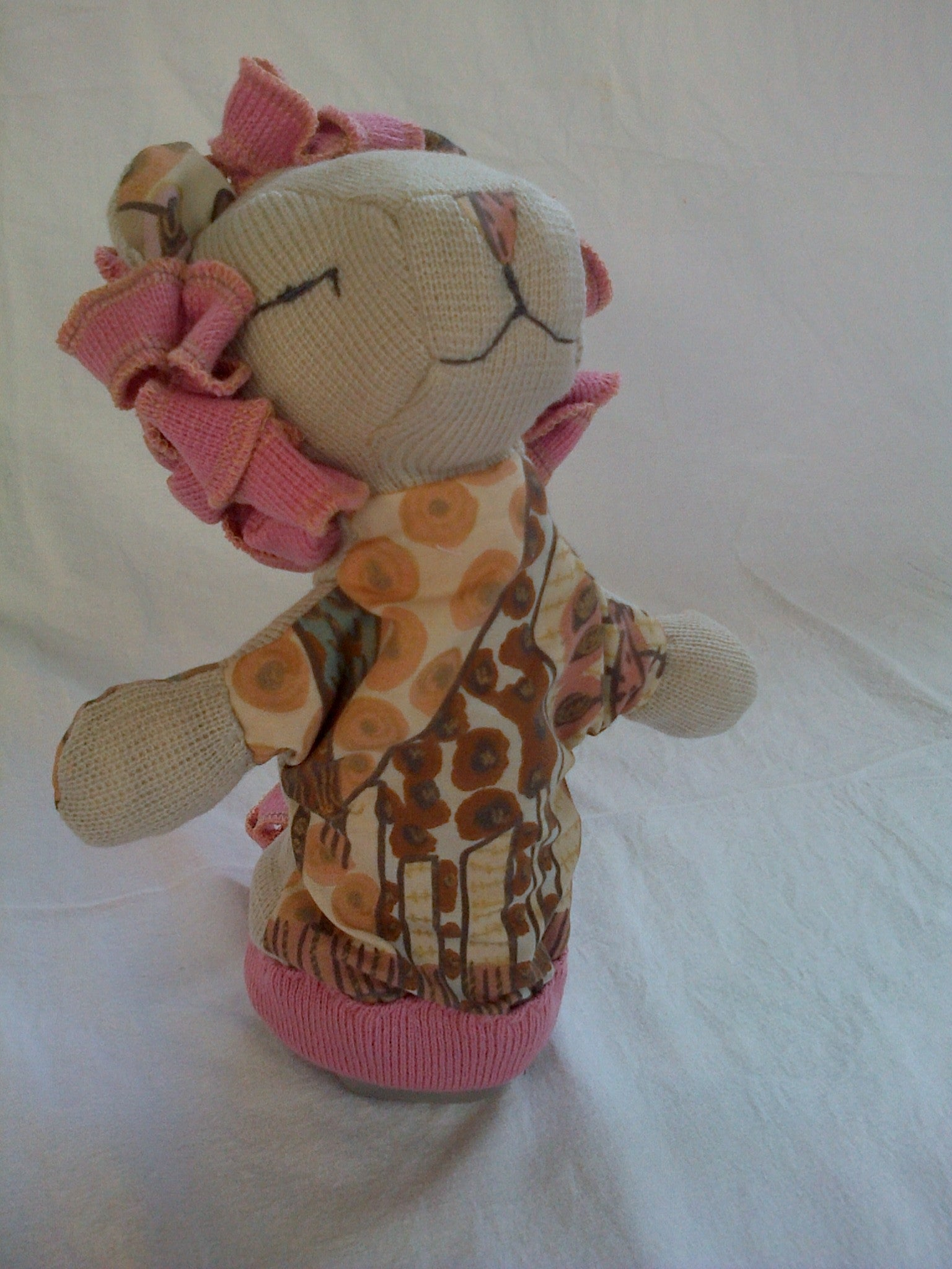 SA Softies - Lion Puppet - iloveza.com - 7