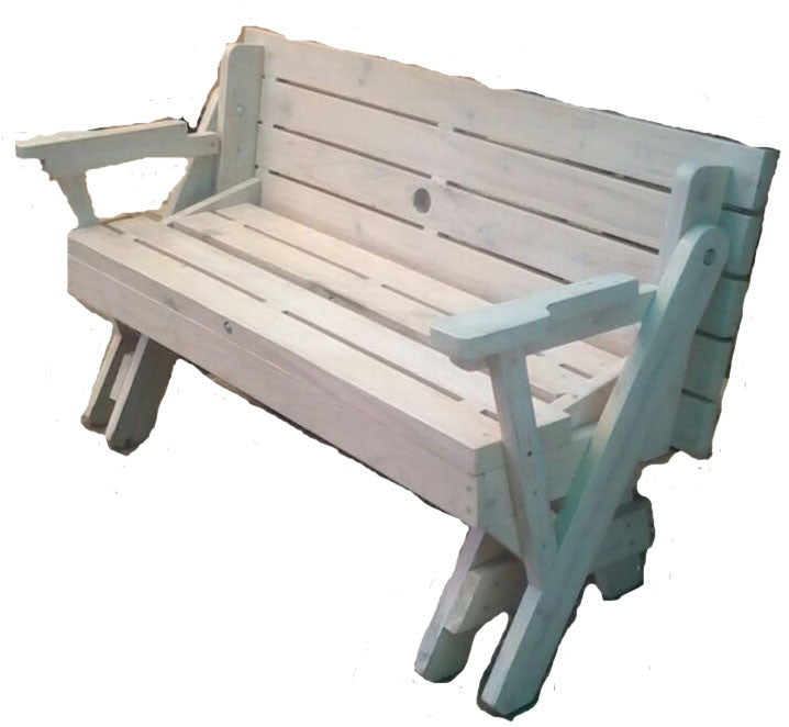 Folding Bench - iloveza.com - 1