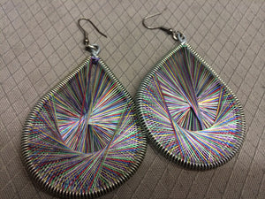 African Earrings (Multi-Coloured) - iloveza.com