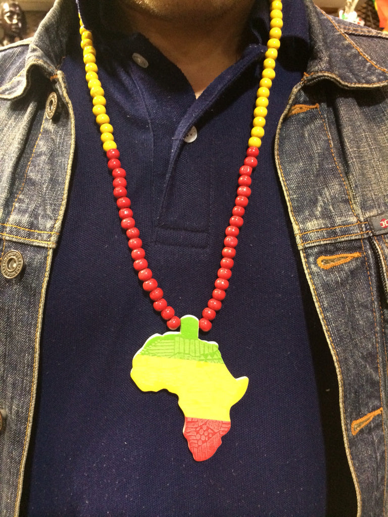 Africa Piece (Multi-Coloured) - iloveza.com