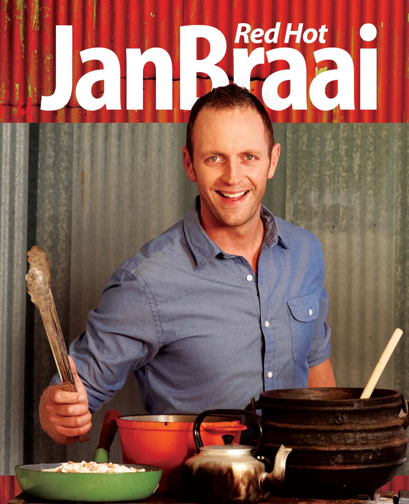 Jan Braai Red Hot - iloveza.com