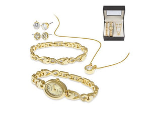 Montine Watch And Jewellery Set - iloveza.com