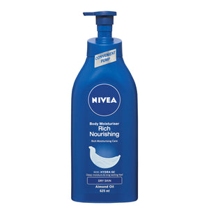 NIVEA Body Rich Nourishing Care (1 x 625ml) - iloveza.com