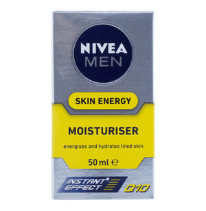 NIVEA Men Revital Moisturiser Q10 (1 x 50ml) - iloveza.com