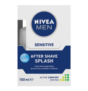 NIVEA Men Shaving Balm E Soothing (1 x 100ML) - iloveza.com