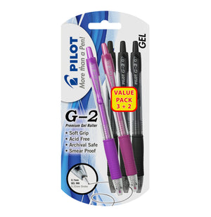 Pilot - G2 Gel Ink Pen Bundle - iloveza.com