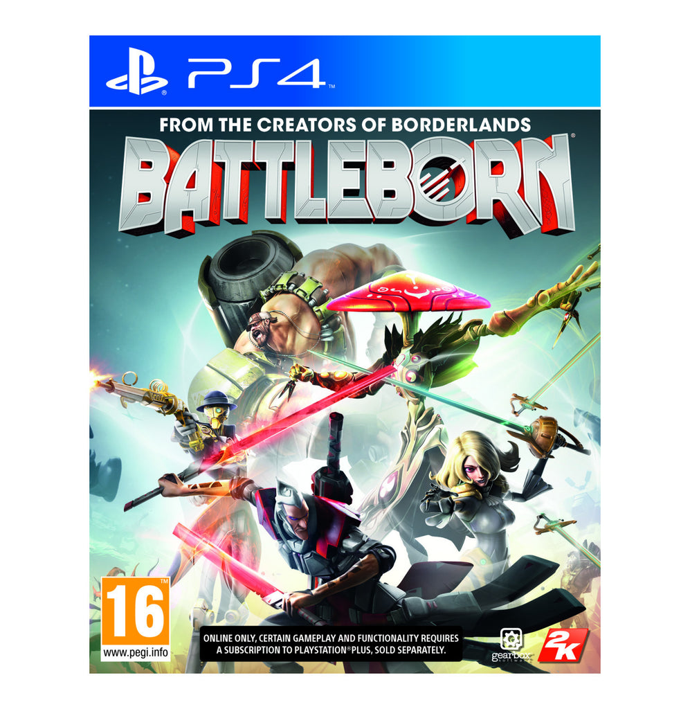 Battleborn (PS4) - iloveza.com