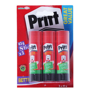 Glue Stick - Pritt Multi Pack - iloveza.com