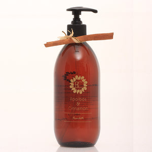 Rooibos & Cinnamon Foam Bath/Shower Gel - iloveza.com