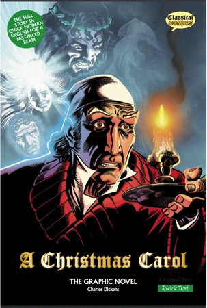 Knowledge Thirst Media - A Christmas Carol (Quick Text) - iloveza.com - 1