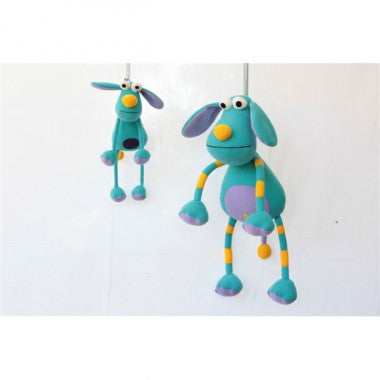Intle Design - Dog Spring Toy - iloveza.com