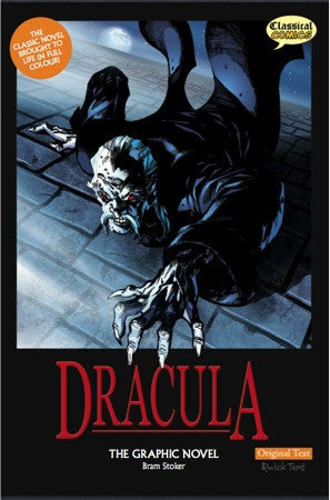 Knowledge Thirst Media - Dracula (Original Text) - iloveza.com - 1
