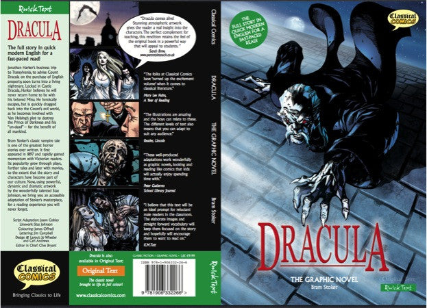 Knowledge Thirst Media - Dracula (Quick Text) - iloveza.com - 2