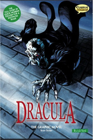 Knowledge Thirst Media - Dracula (Quick Text) - iloveza.com - 1