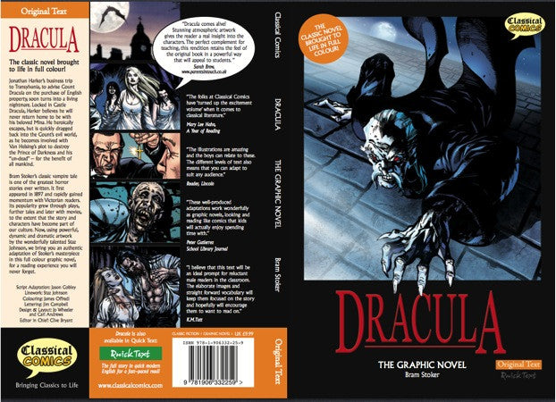 Knowledge Thirst Media - Dracula (Original Text) - iloveza.com - 2