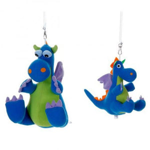 Intle Design - Dragon Spring Toy (Blue) - iloveza.com