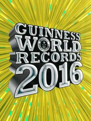 Guinness World Records 2016 - iloveza.com