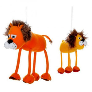 Intle Design - Lion Spring Toy (Old) - iloveza.com