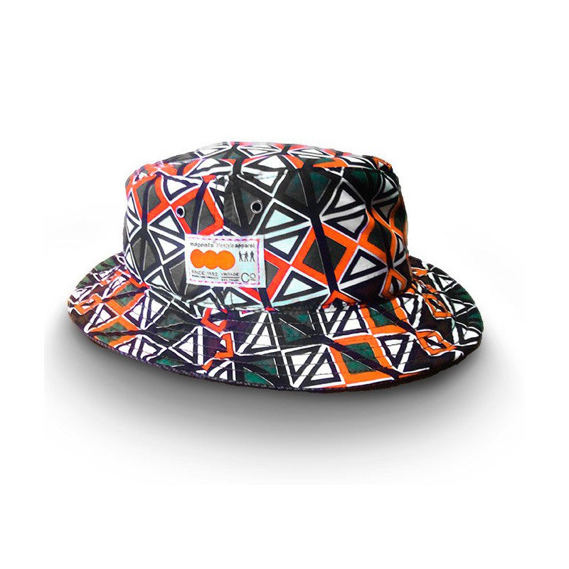 Magents - Bucket Flat Hat - iloveza.com