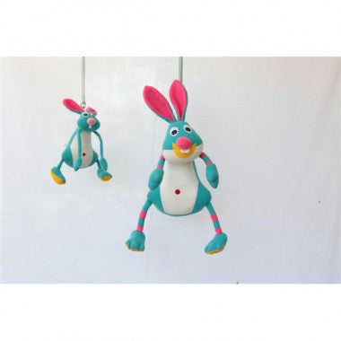 Intle Design - Rabbit Spring Toy - iloveza.com