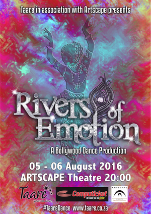 Events - 05 August 2016 - Rivers of Emotion - iloveza.com