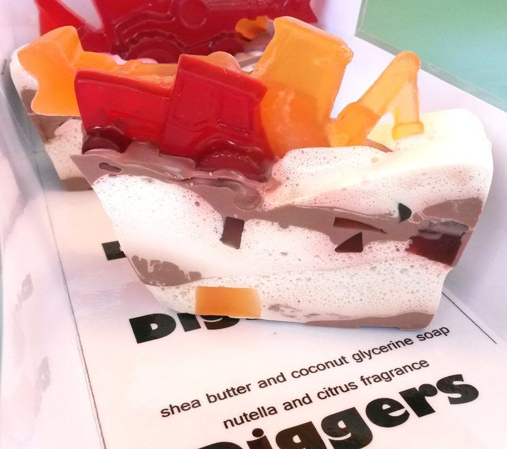 Playtime Soap - Diggers - iloveza.com - 5