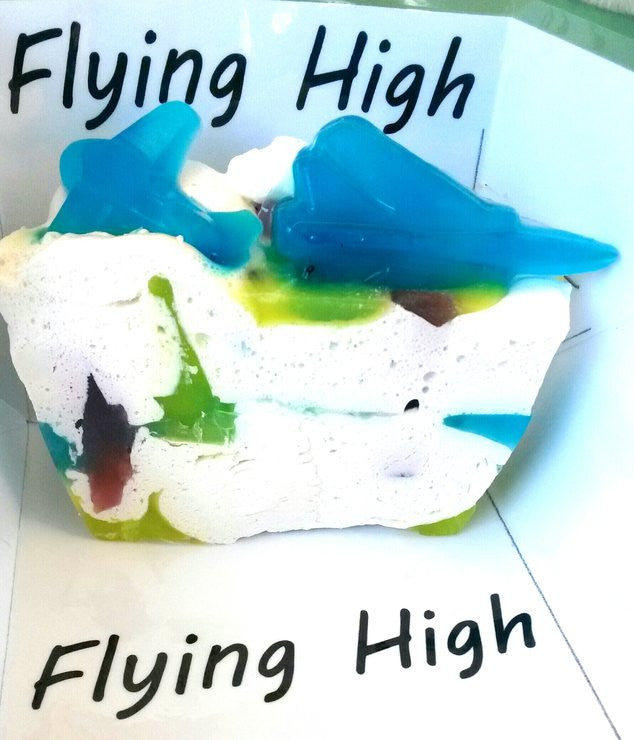 Playtime Soap - Flying High - iloveza.com - 1