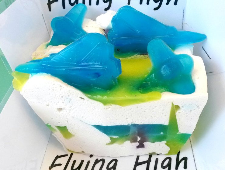 Playtime Soap - Flying High - iloveza.com - 2
