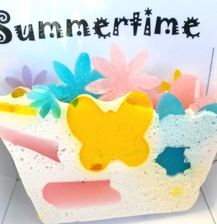 Playtime Soap - Summertime - iloveza.com - 2