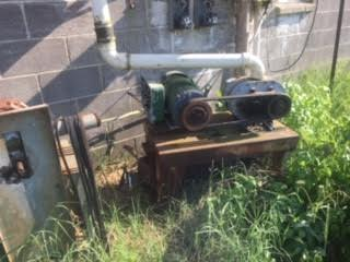 #DD1803 - Gardner Denver 5 and 7.5 HP Vacuum Pumps