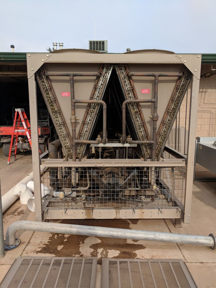 York 60 Ton Chiller For Sale In Texas