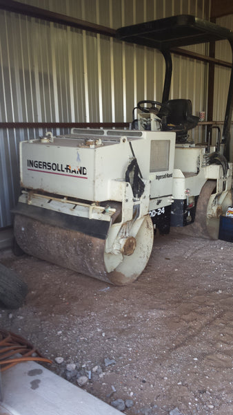 Listing #DD1045 - Ingersoll-Rand Compactor
