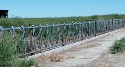 #DD1932 - Hatfield and Albers stanchions, multiple sizes