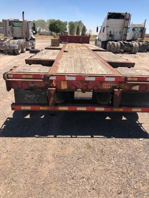 #DD1779 - 2007 Manac 53' Drop Deck Trailer