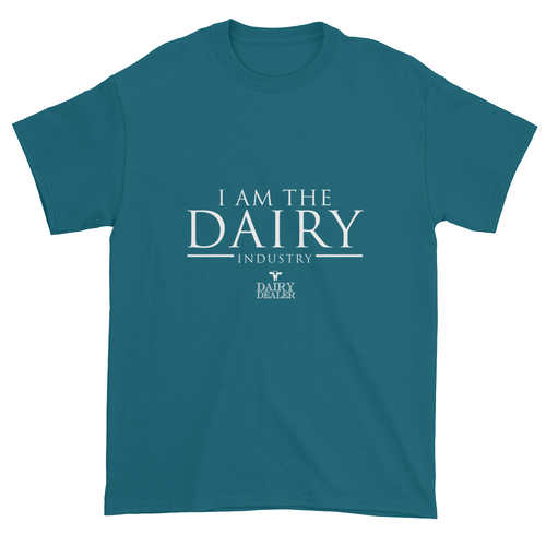 I Am The Dairy Industry Short Sleeve T-Shirts (Unisex)