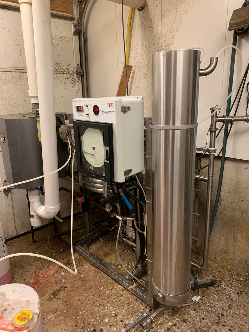 #DD1797 - Calf Star 50 gallon Pasteurizer