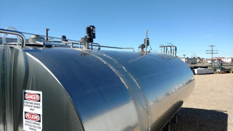 Listing #DD1354 - Hot Water Storage Tank