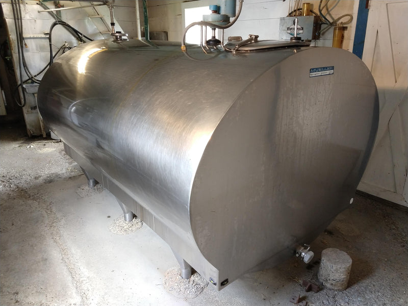 #DD1875 - Darlington Dairy Supply 15 HP Homogenizer