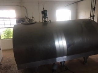 Bulk Tanks for sale – Dairy Dealer LLC