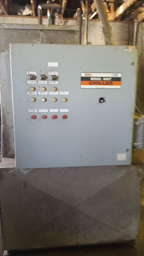 Listing #DD1179 - Surge Koolway Chiller