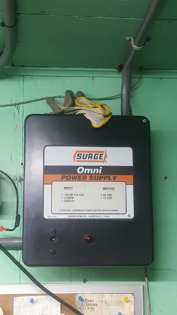 Listing #DD1609 - Surge Omni Power Supply