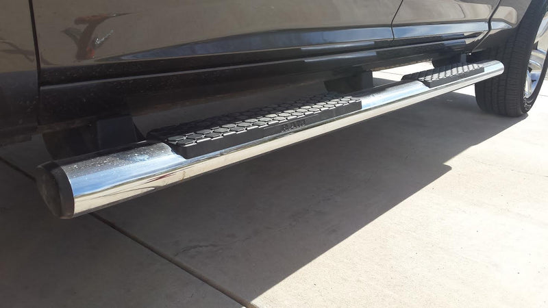 Listing #DD1153 - PRICE REDUCED Dodge Running Boards