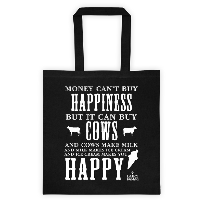 Happiness, Cows and Ice Cream Pillow